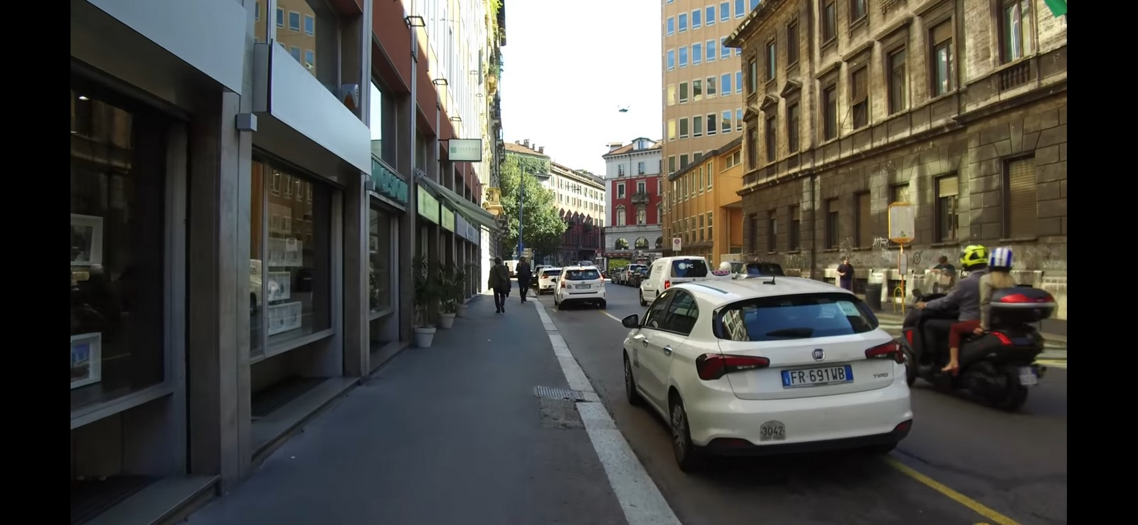 Architecture of Cities: Milan: The economic heart of Italy sheet13