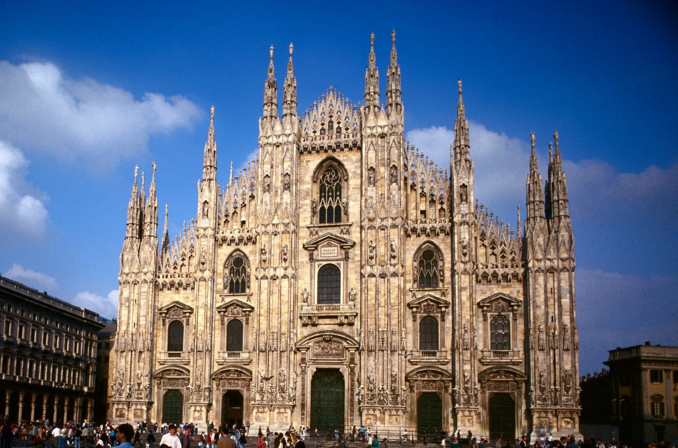 Architecture of Cities: Milan: The economic heart of Italy sheet2
