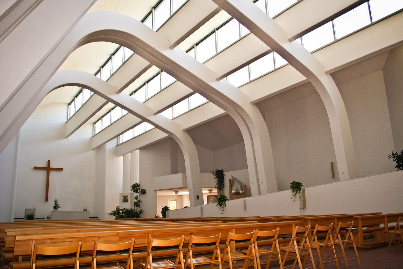 How to conquer the art of Daylighting as an element of spirituality in spaces Sheet1