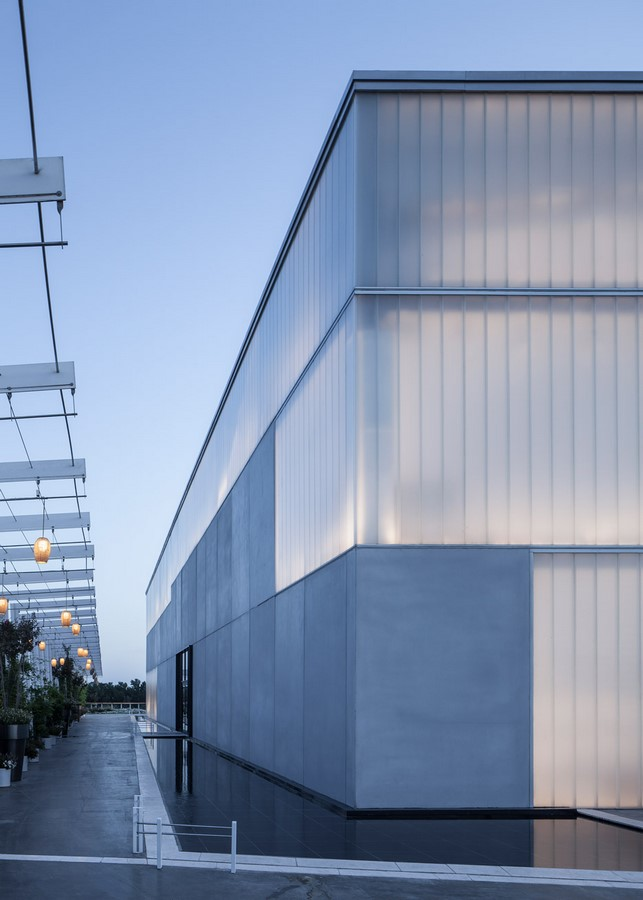 Designs that Engineer Translucency in Architecture Sheet9