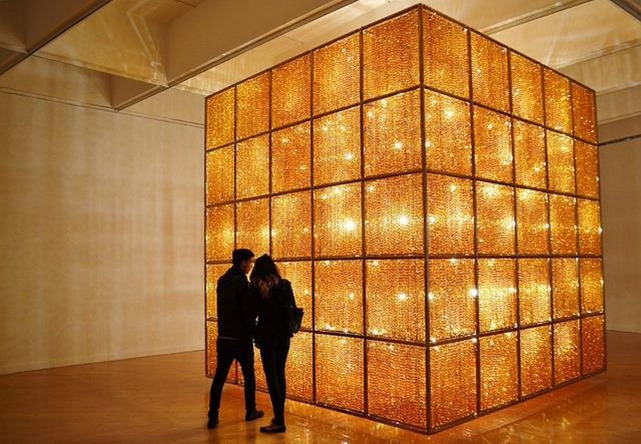 Ai Weiwei–Cube Light. Sheet1