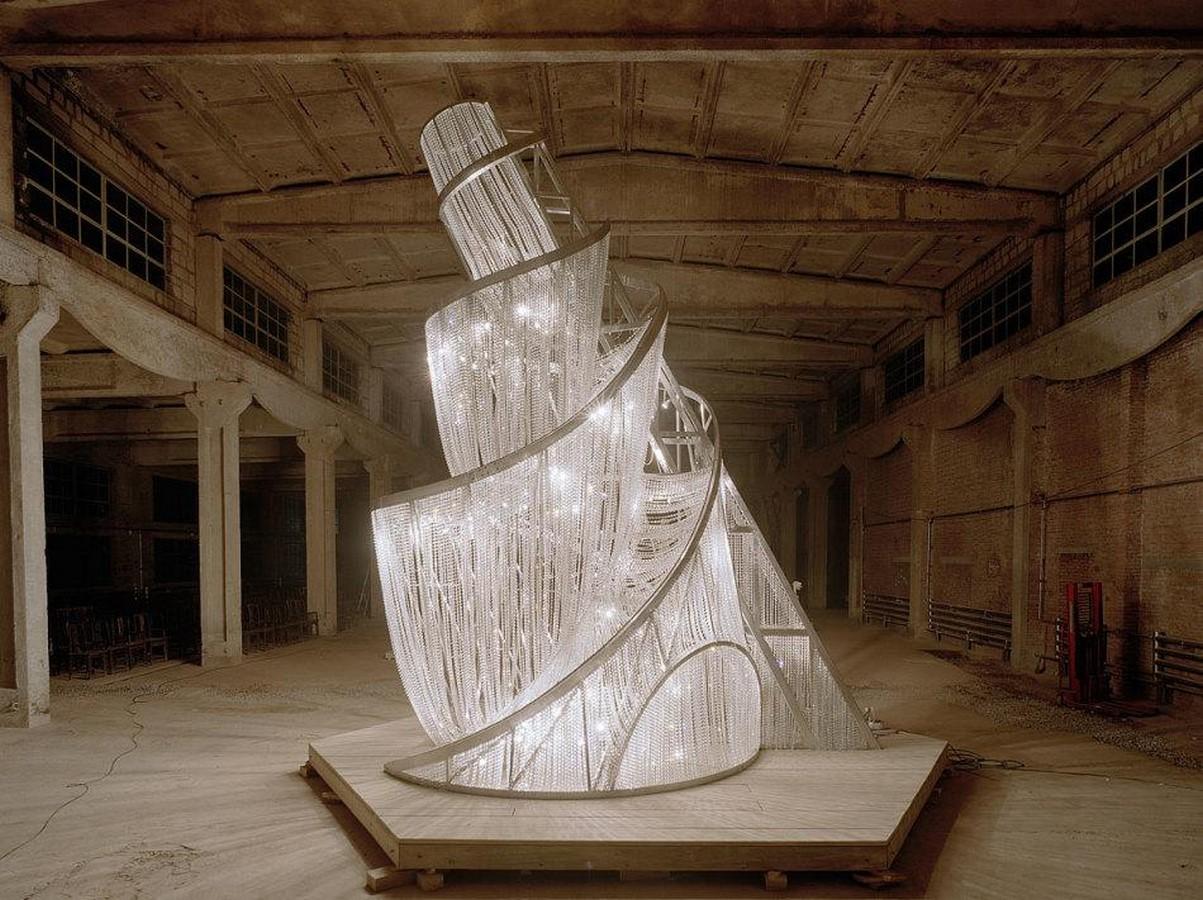 Ai Weiwei Fountain of light, 2007 Sheet1