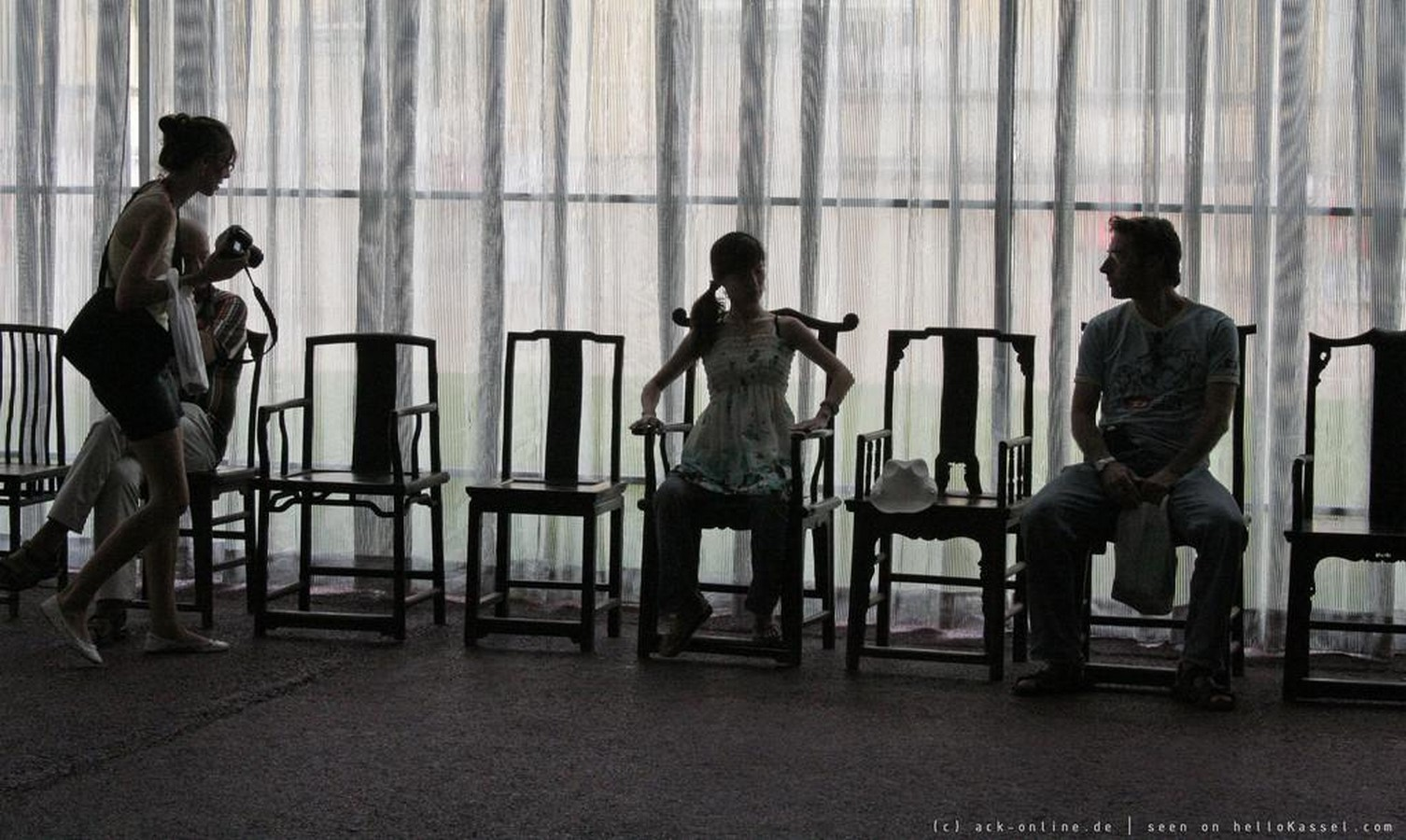 1001 Chairs, 2007 Sheet3