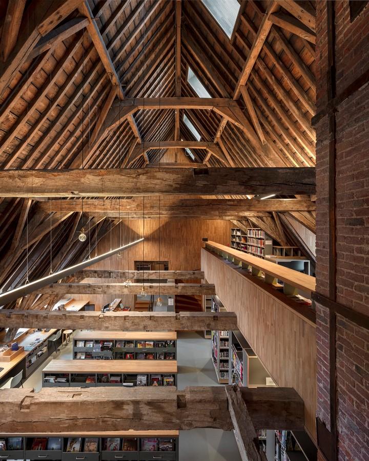 City Library Het Predikheren, Belgium Sheet1