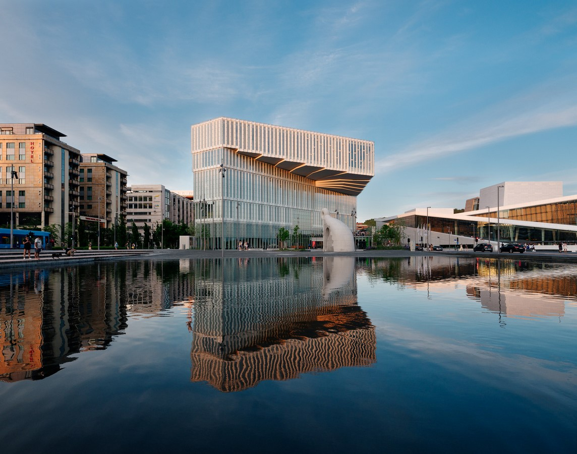 Deichman Library, Norway Sheet1