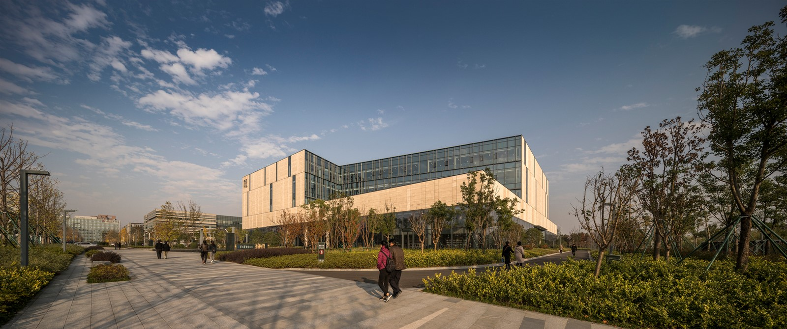 Ningbo New Library, China Sheet1