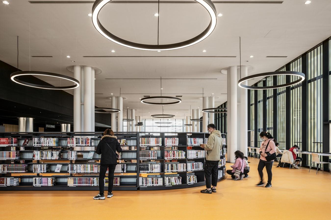 Tainan Public Library, Taiwan Sheet2