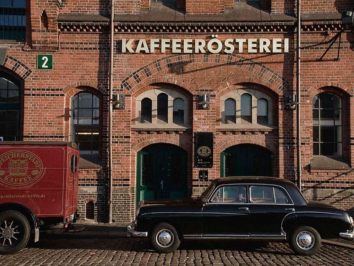 Speicherstadt by Carl Johann Christian Zimmermann: City of Warehouses Sheet7