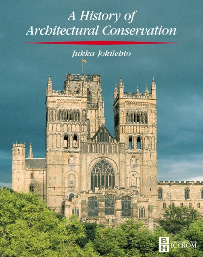 10 Books related to Architectural Conservation that every architect must read Sheet2