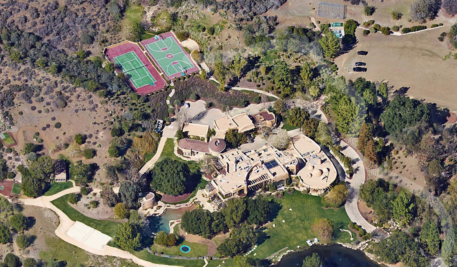 An inside look at all the houses owned by Will Smith Sheet5