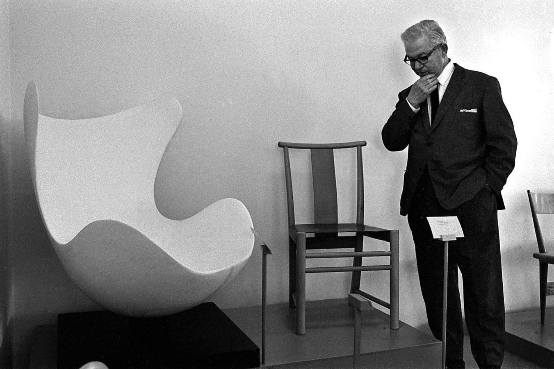 Arne Jacobsen: Ideology and Philosophy Sheet2
