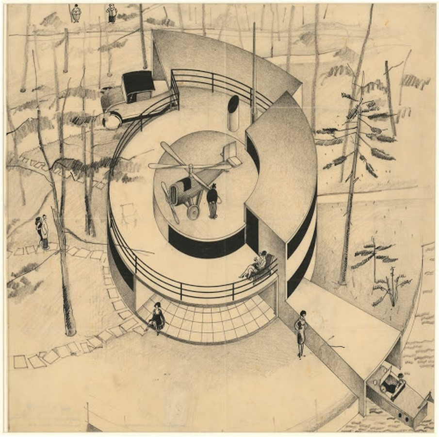 Arne Jacobsen: Ideology and Philosophy Sheet4
