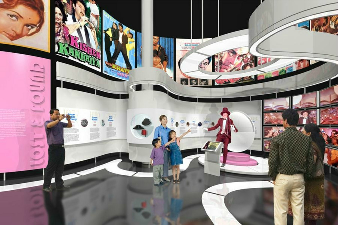 Bollywood Museum by Shashi Prabhu: A Star-Studded Museum Sheet9