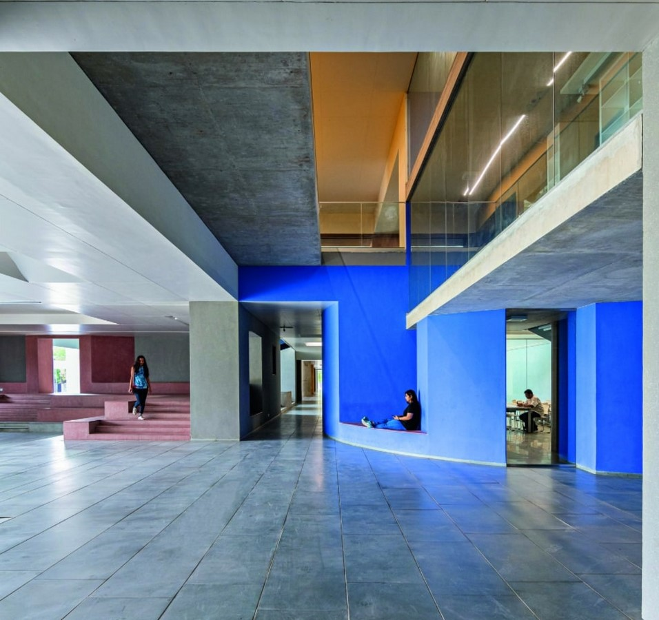 School of Arts and Sciences at Ahmedabad University by Rahul Mehrotra: Re-imagining Learning Sheet4