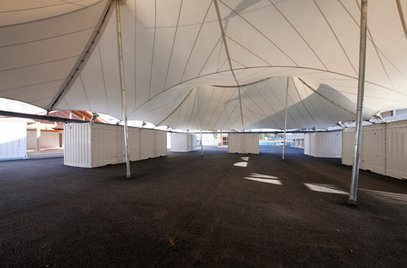 Onagawa Container by Shigeru Ban: Temporary Structures with Impactful Design Sheet10