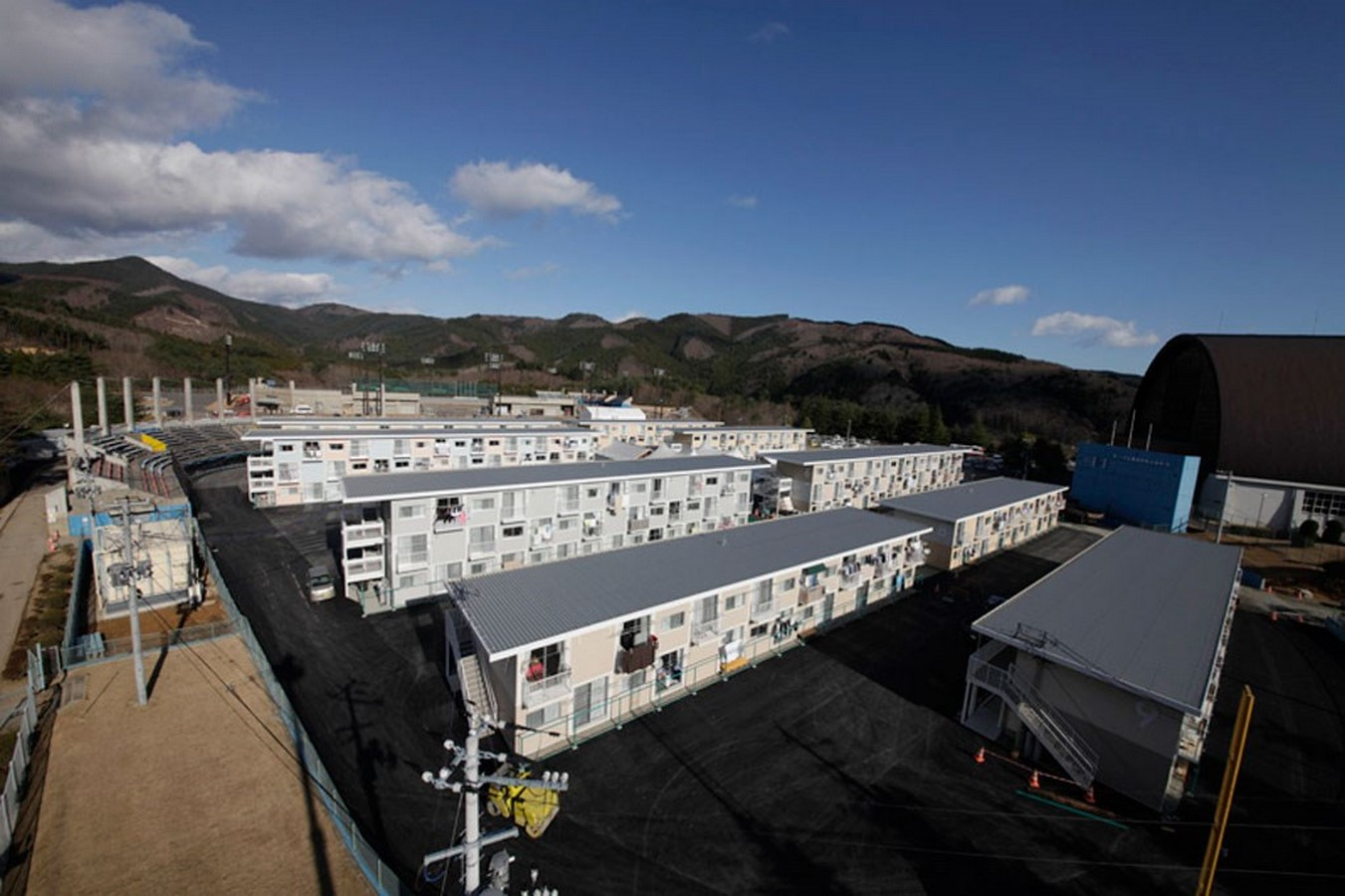 Onagawa Container by Shigeru Ban: Temporary Structures with Impactful Design Sheet1