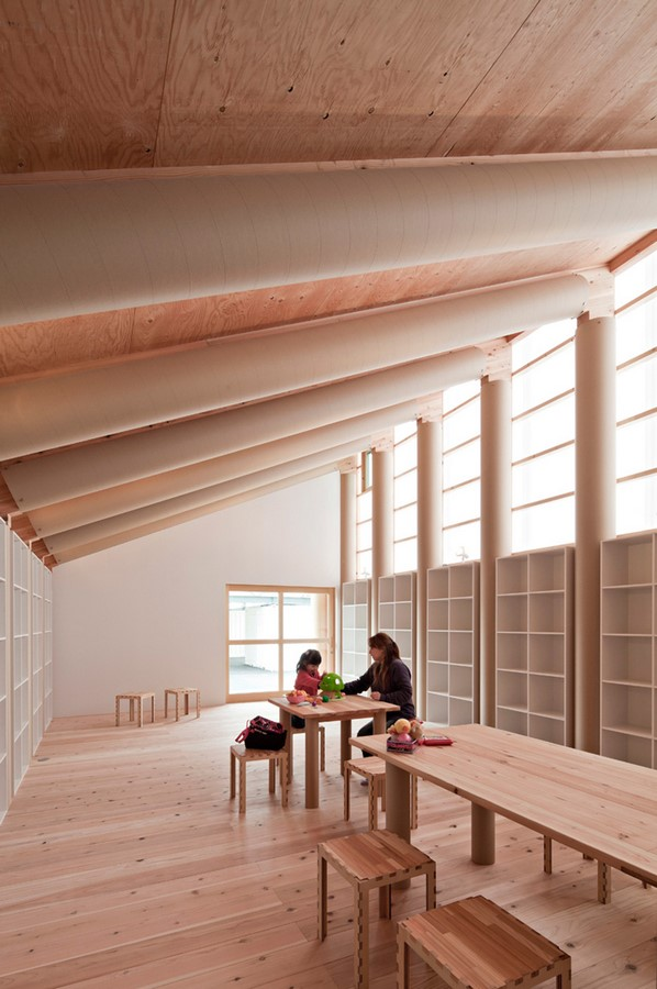 Onagawa Container by Shigeru Ban: Temporary Structures with Impactful Design Sheet12