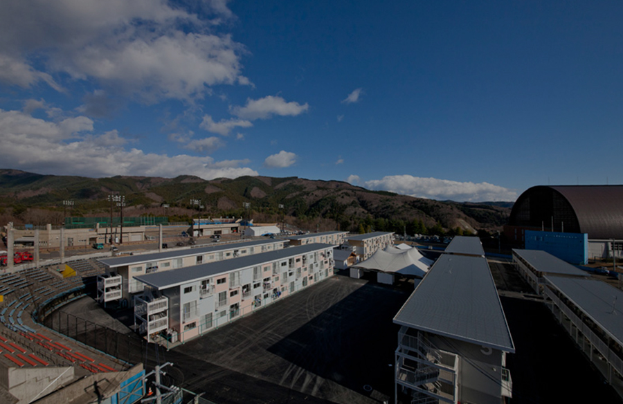 Onagawa Container by Shigeru Ban: Temporary Structures with Impactful Design