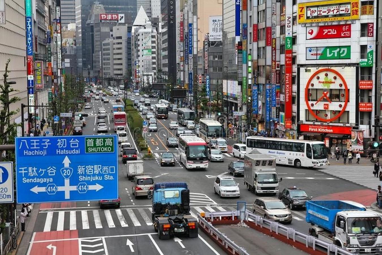 Urban pollution: Tokyo Sheet4