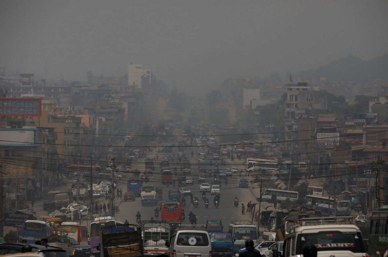 10 world's most polluted cities in 2021 Sheet2