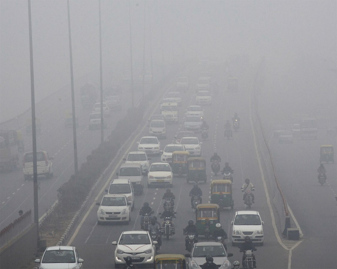 10 world's most polluted cities in 2021 Sheet4