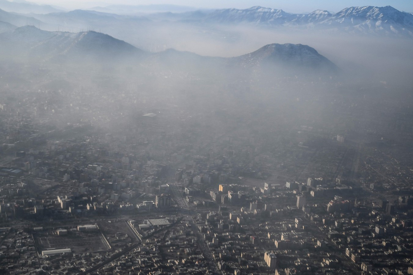 10 world's most polluted cities in 2021 Sheet5