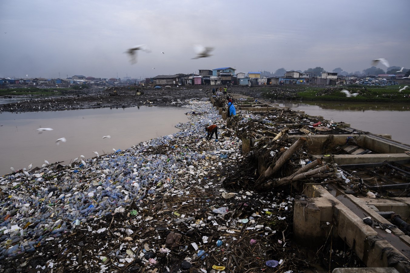 10 world's most polluted cities in 2021 Sheet6