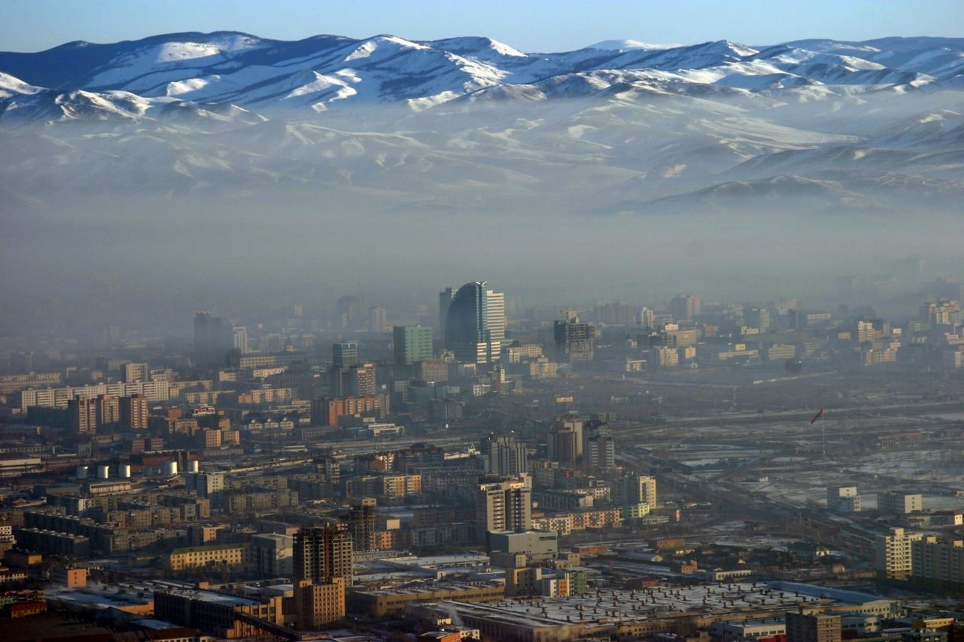 10 world's most polluted cities in 2021 Sheet8