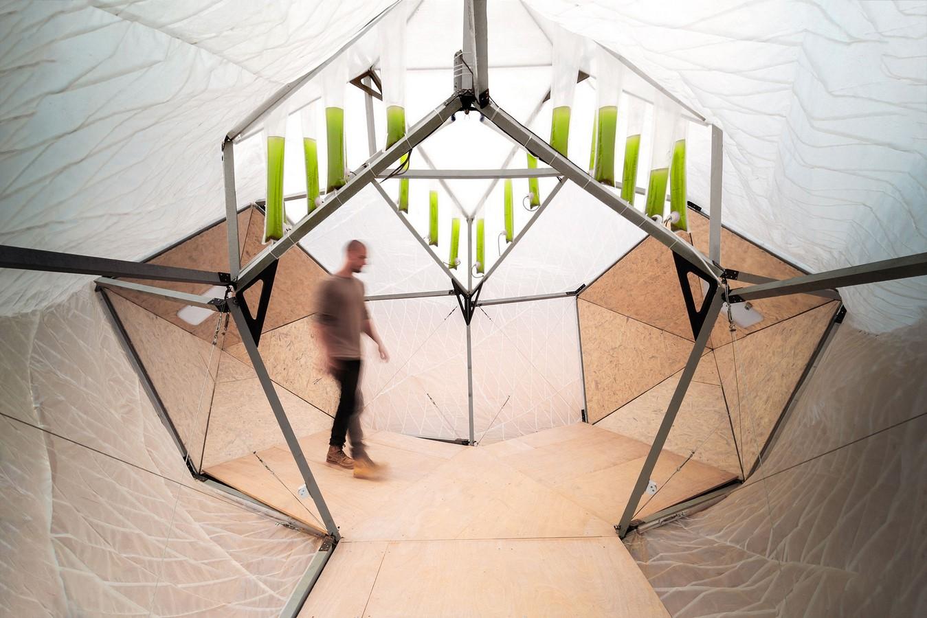 Architecture's futuristic destiny: AI Technology Sheet11