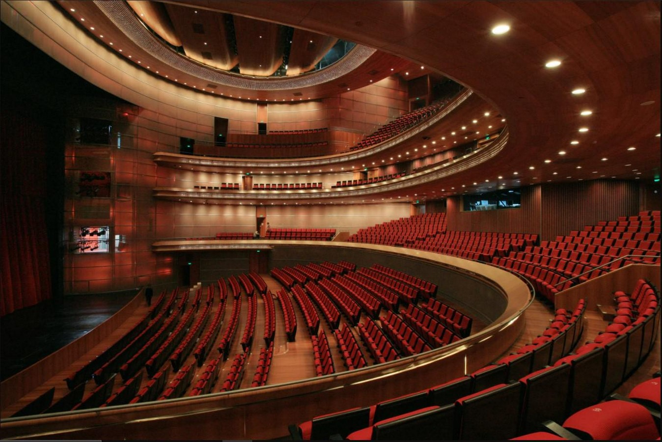 15 Performing Arts Center Projects everyone should know about Sheet20