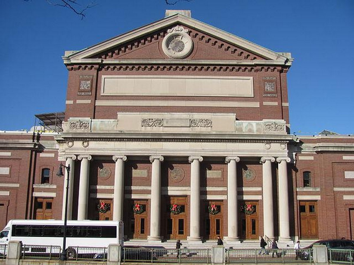 15 Performing Arts Center Projects everyone should know about Sheet32