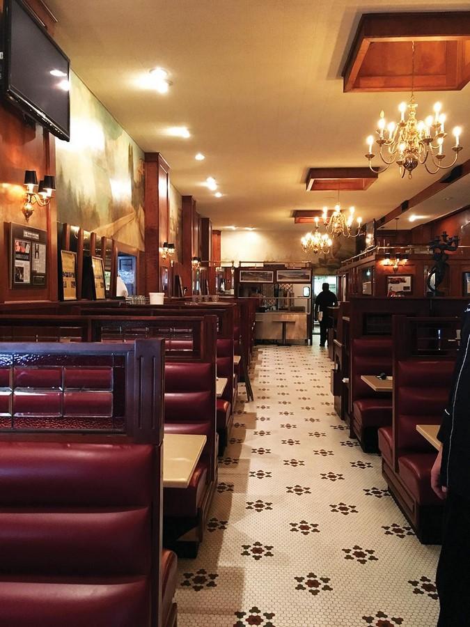 20 Oldest restaurants around the world Sheet13