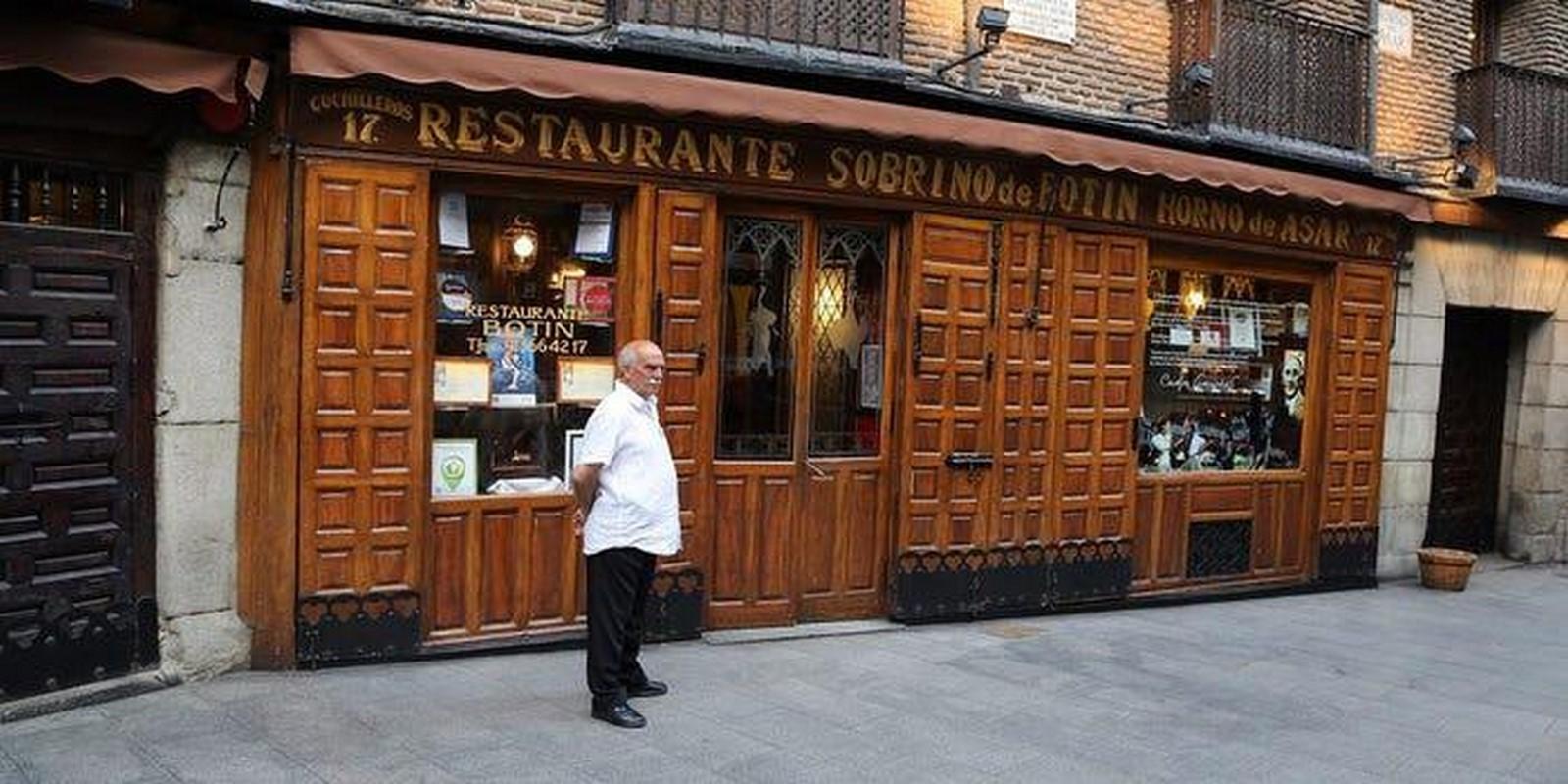 20 Oldest restaurants around the world Sheet8
