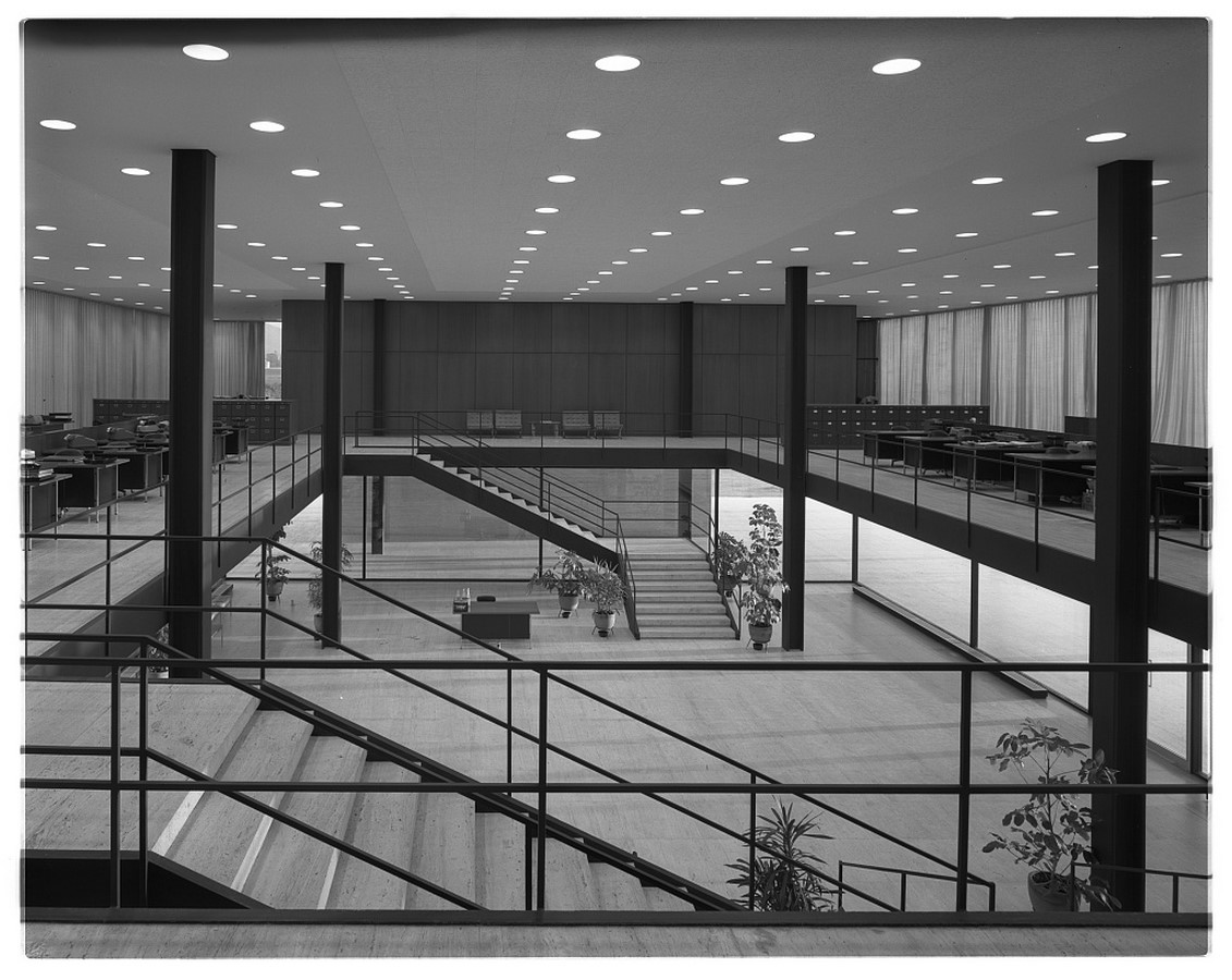 Bacardi Office by Ludwig Mies van der Rohe: Less is More Sheet6