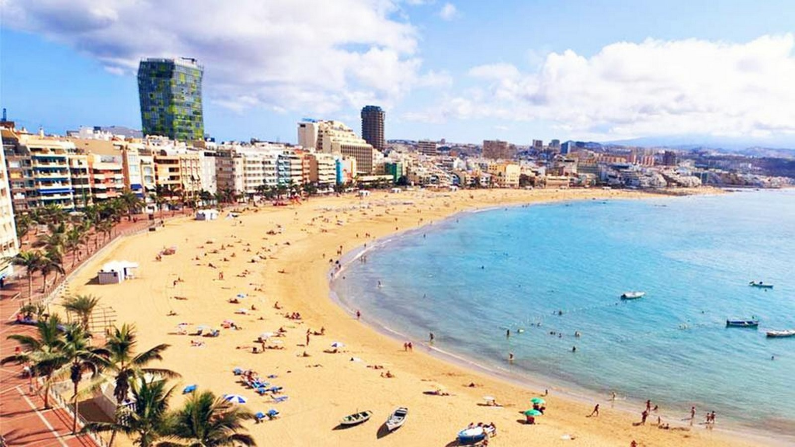 Architecture of Cities: Las Palmas: One of the largest cities in Spain Sheet4