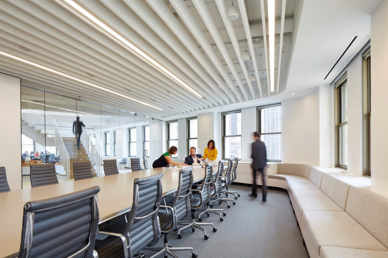 An Inside look at the Studios of Perkins+Will Sheet3