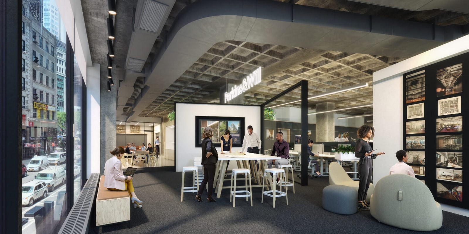An Inside look at the Studios of Perkins+Will Sheet7