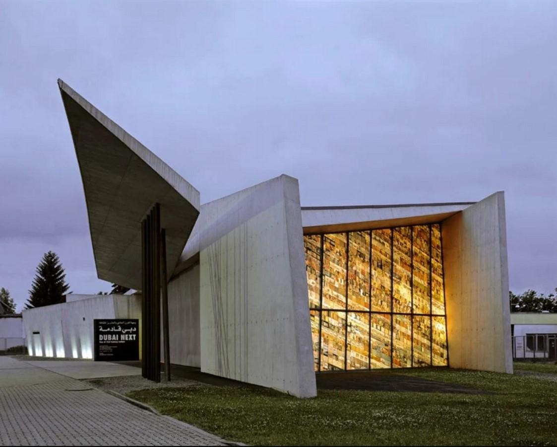 An Inside look at the Studios of Zaha Hadid Architects Sheet1