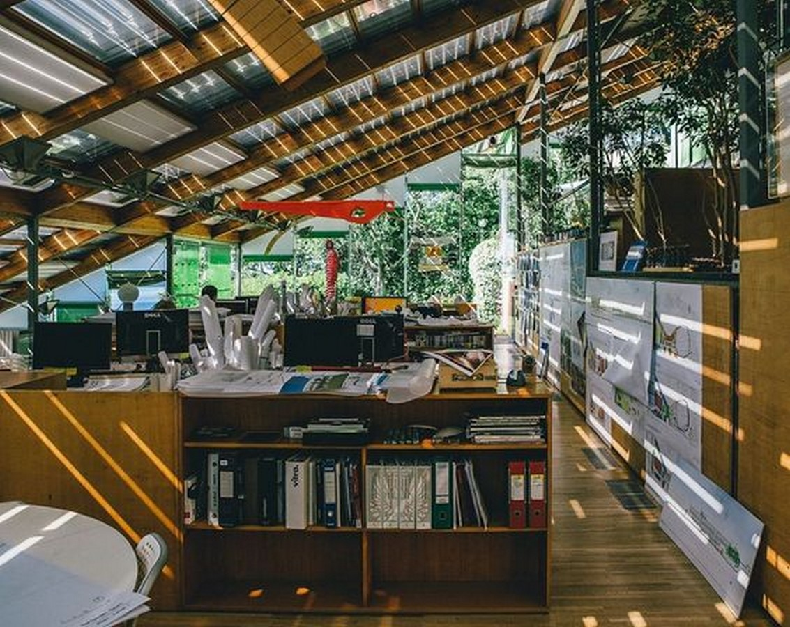 An Inside look at the Studios of Renzo Piano Sheet2