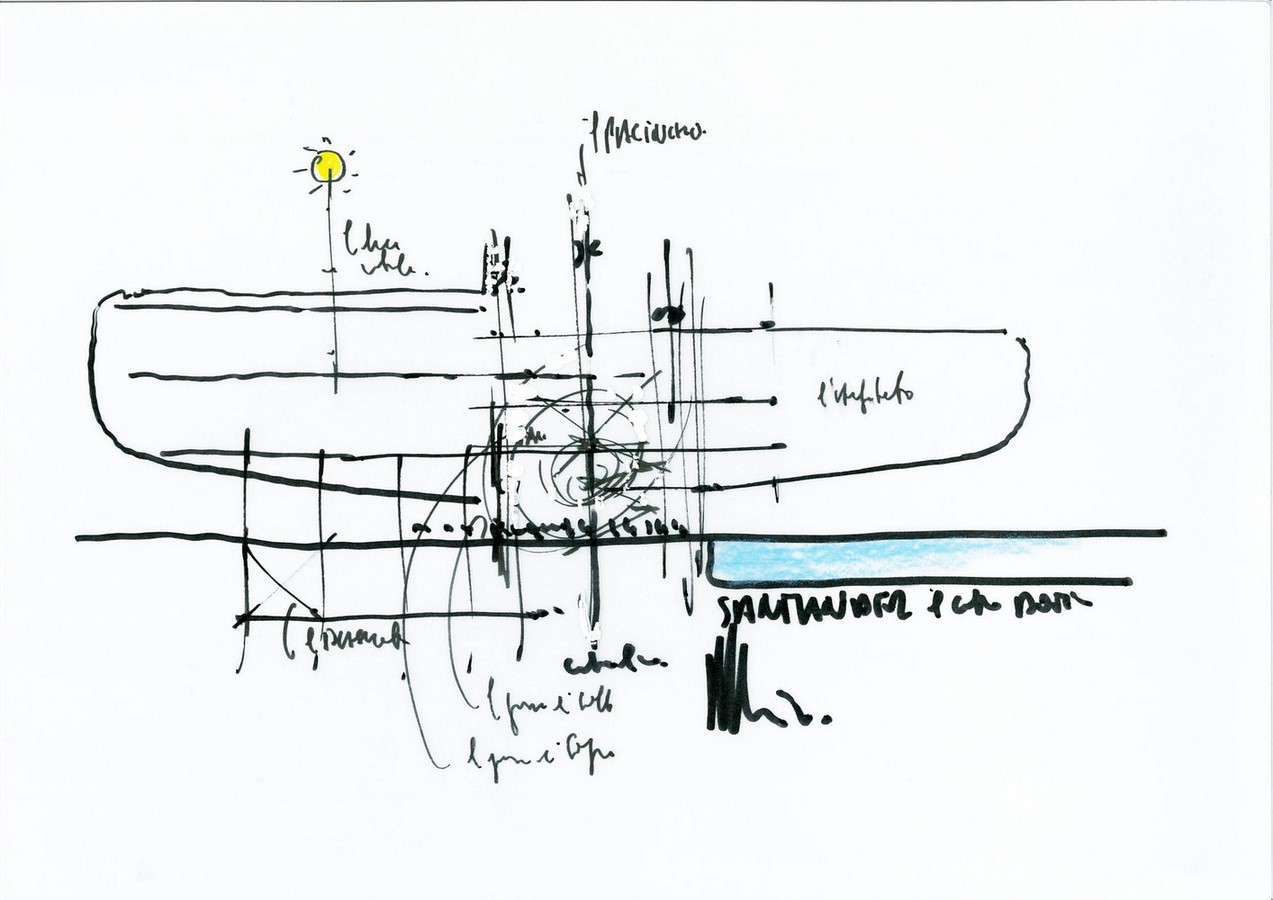 An Inside look at the Studios of Renzo Piano Sheet9
