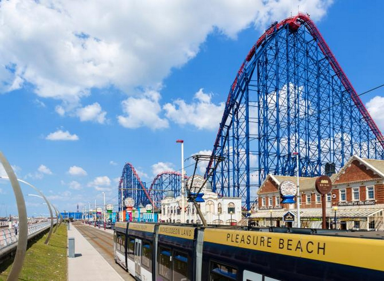 An Architecture Review of Blackpool Pleasure Beach, UK Sheet1
