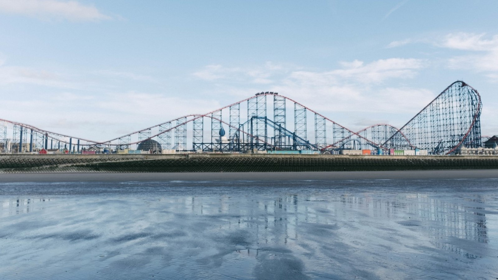 An Architecture Review of Blackpool Pleasure Beach, UK Sheet3