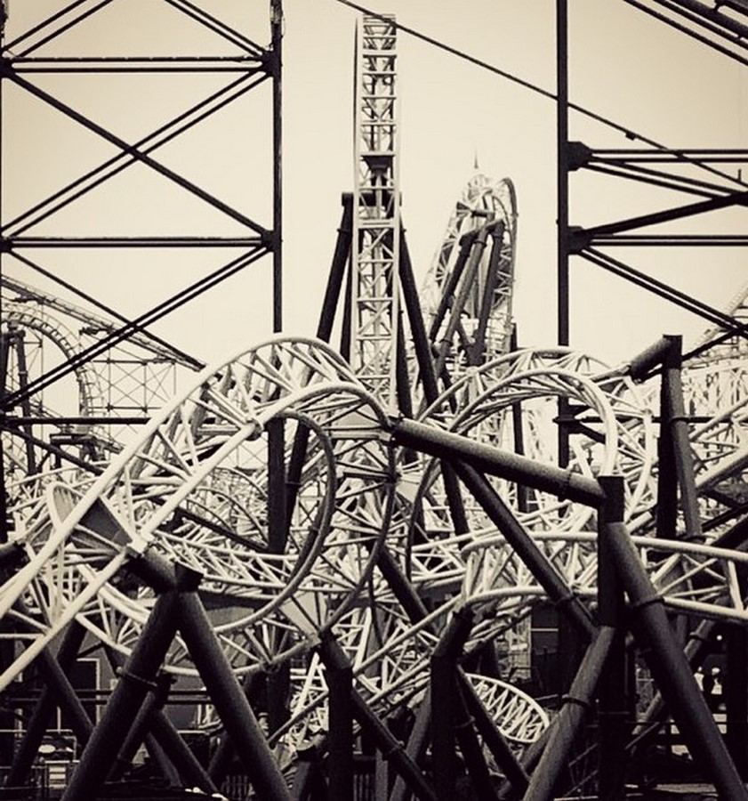 An Architecture Review of Blackpool Pleasure Beach, UK Sheet6