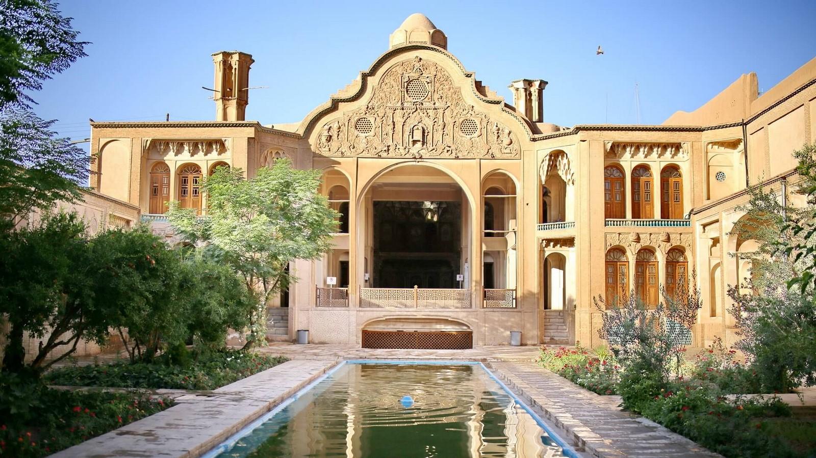 Borujerdi Historical House, Kashan: Masterpiece of Persian architecture Sheet1