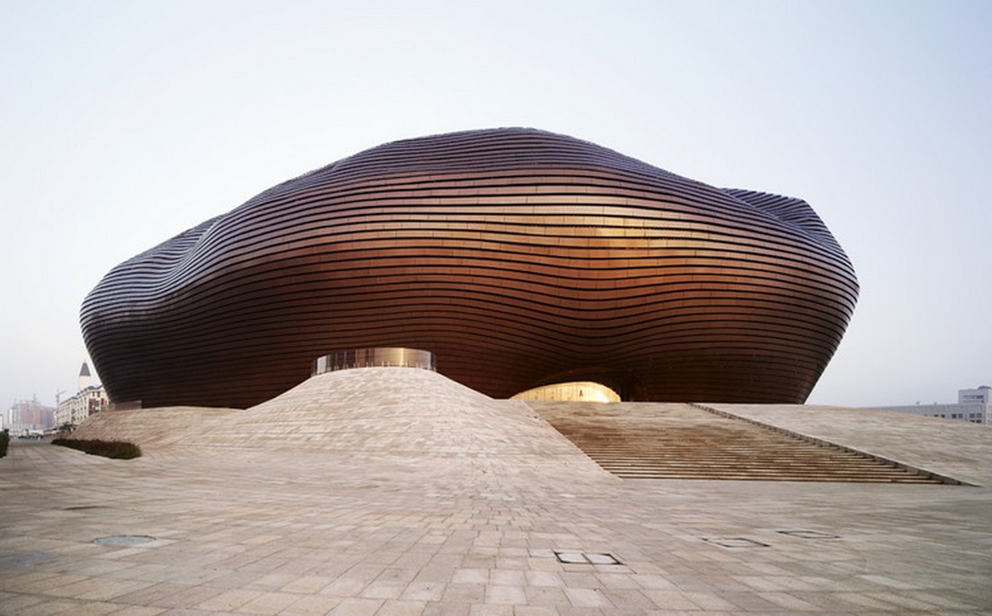 Ordos Art & City Museum by MAD Architects: Familiar yet a Distinct Museum Sheet1