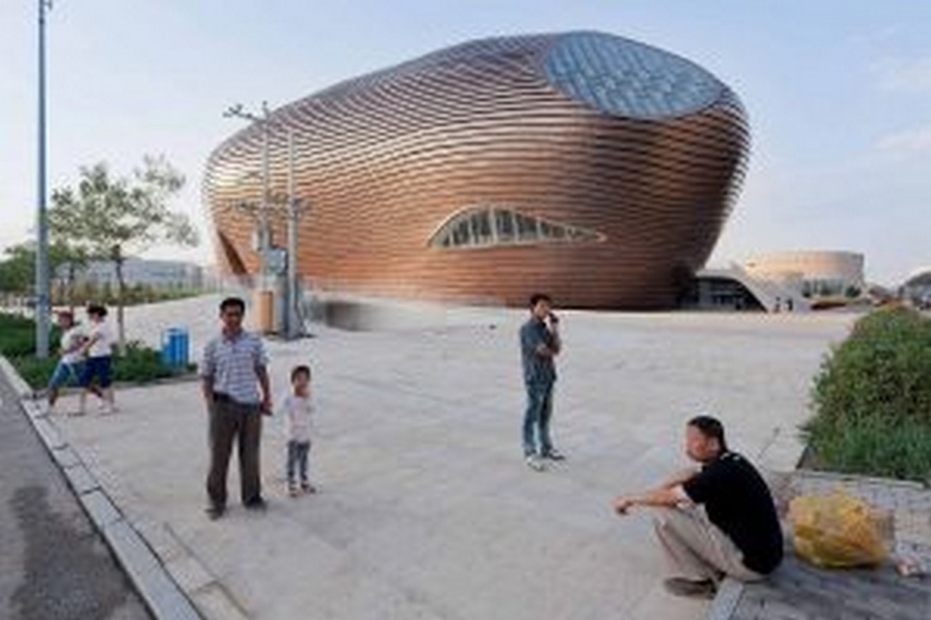 Ordos Art & City Museum by MAD Architects: Familiar yet a Distinct Museum Sheet4