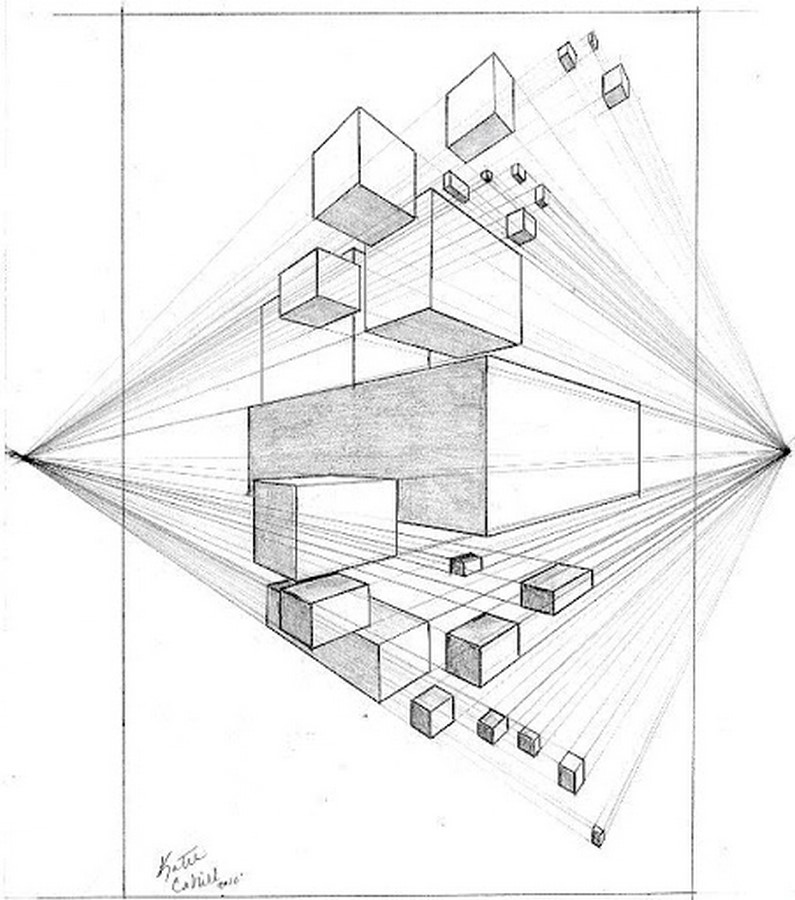The Point of Perspective in Architecture of Growth Sheet1