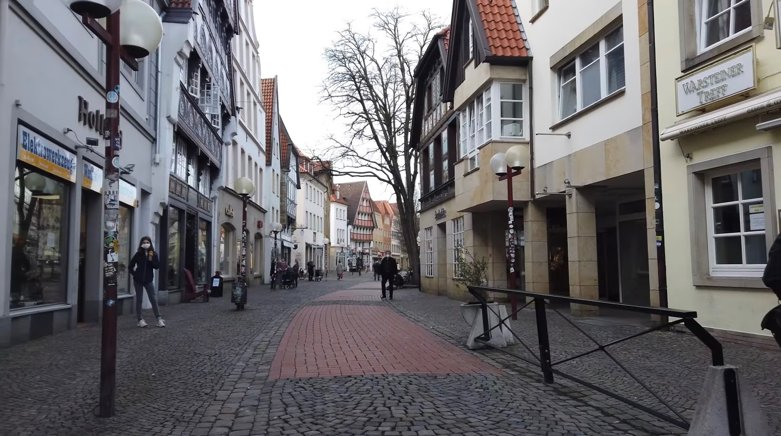 Architecture of Cities: Osnabrück: Industrial area of Germany Sheet2