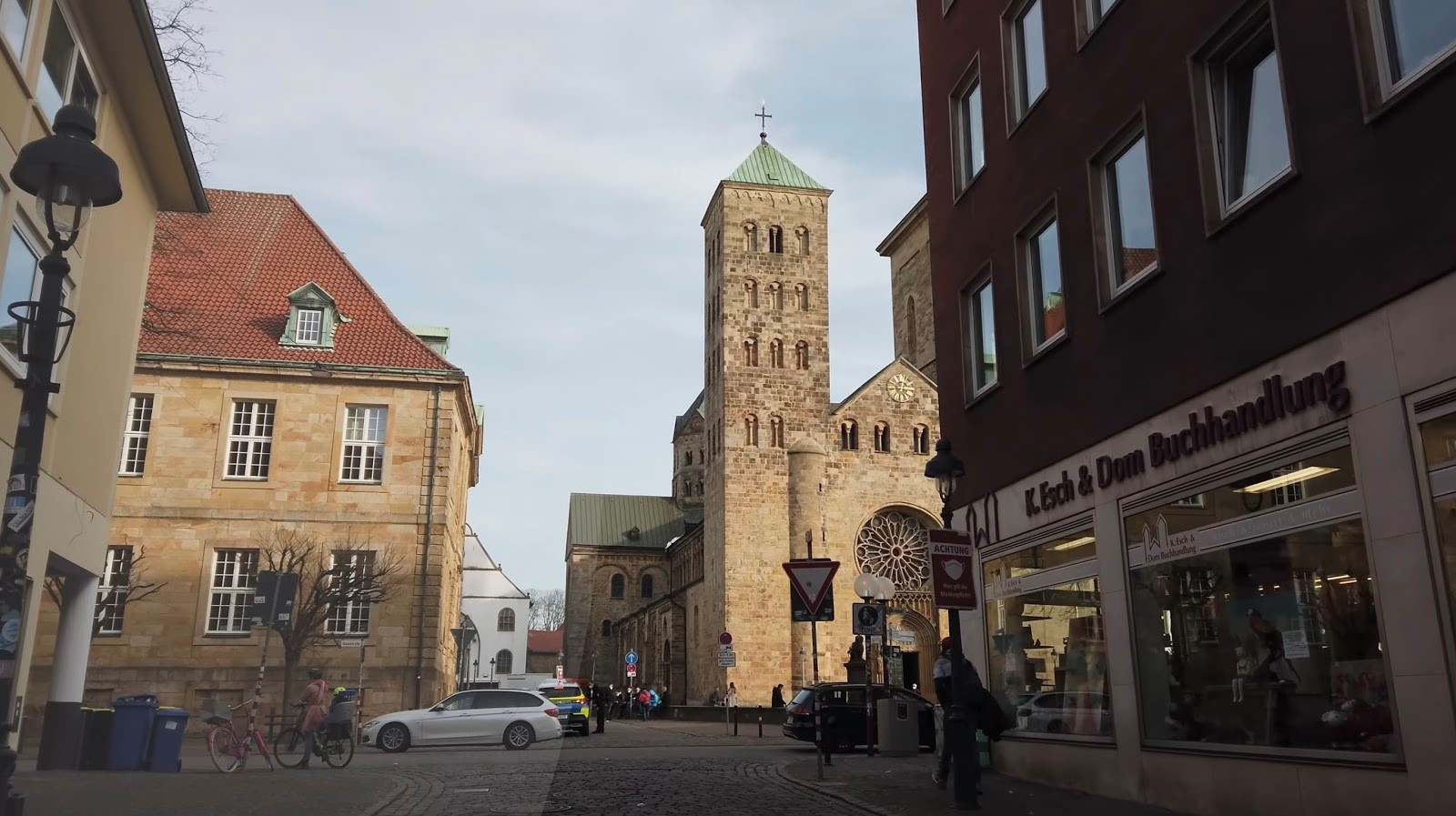 Architecture of Cities: Osnabrück: Industrial area of Germany Sheet6