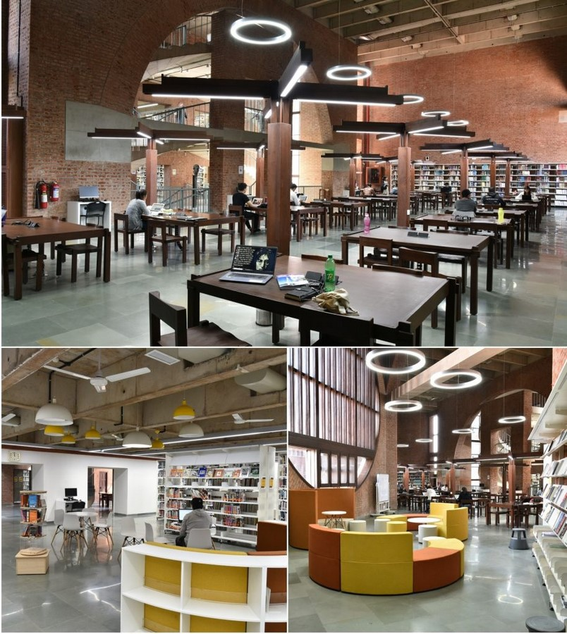 Libraries in India: 15 Iconic Projects Sheet18
